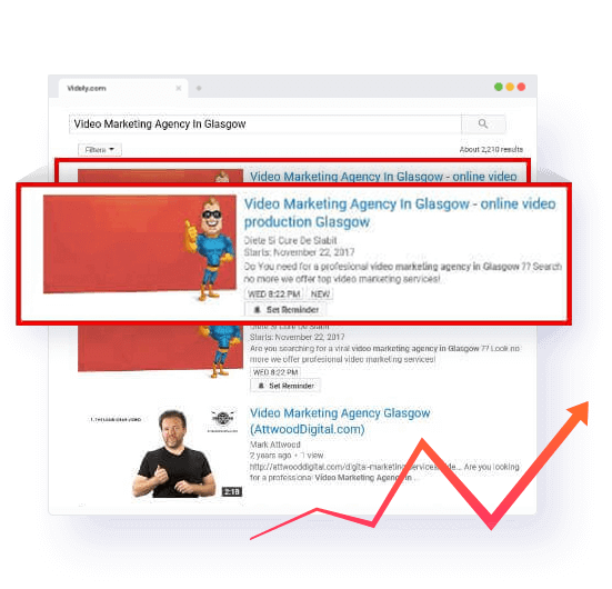 YouTube SEO: How to rank YouTube fast on page #1 using Videly?